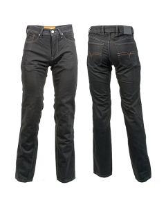 Richa Hammer  Short Fit Textile Trousers Black